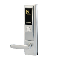 Электронный замок со считывателем RFID карт ZKTeco LH3600, фото 1