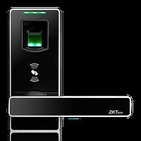 Электронный замок с распознаванием отпечатков пальцев и считыванием RFID карт ZKTeco ML10-ID