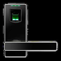 Электронный замок с распознаванием отпечатков пальцев, Bluetooth и считывателем RFID карт ZKTeco ML10B