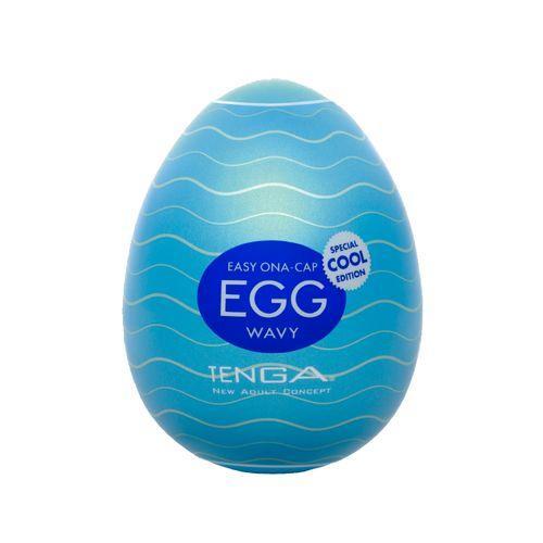 """Мастурбатор """"Tenga Egg Cool"""" с охлаждающим эффектом"""