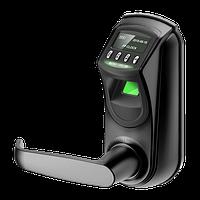Электронный замок с идентификацией по отпечатку пальца, временному паролю, ключ ZKTeco L7000U, фото 1