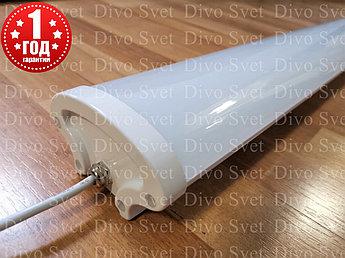 Led ДПО 60см 40W IP65, 6500К. Светодиодный пылевлагозащищенный светильник IP65