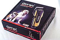 Машинка для стрижки животных Gemei GM-6063, фото 3