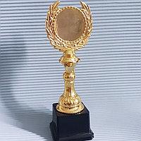 Сувенирная награда с косичкой, 24см.