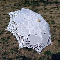 Зонт летний, кружевной., фото 1