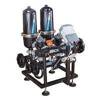 Фильтровальные автоматические станции для капельного полива  90 кубических метров в час