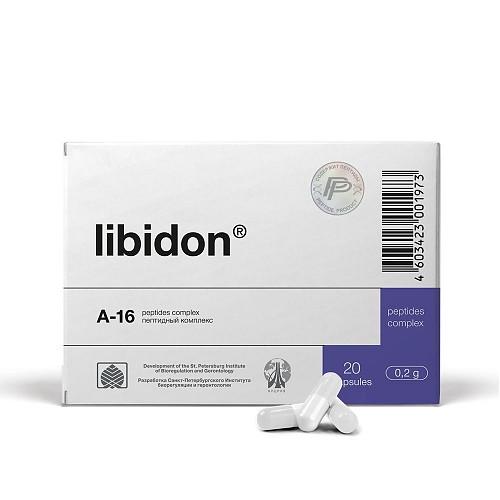 ЛИБИДОН 60 для предстательной железы