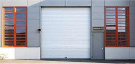 Скоростные ворота Albany RapidRoll 3000 ISO (Германия)