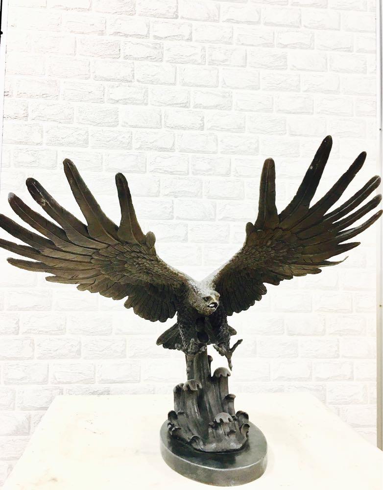 """Статуэтка """" Орёл с распростертыми крыльями"""" - фото 2"""