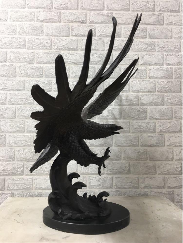 """Статуэтка """" Орёл с распростертыми крыльями"""" - фото 3"""