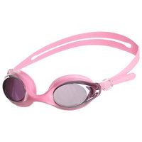 Очки для плавания, взрослые, цвета МИКС