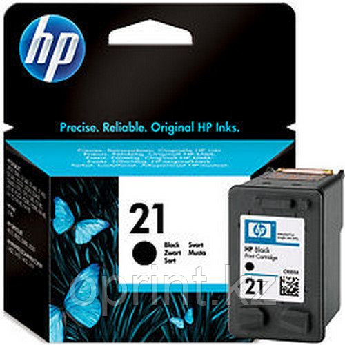 Картридж HP 21 черный
