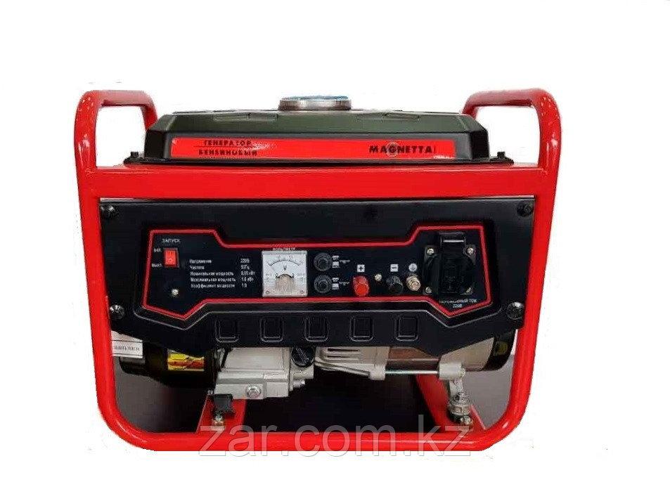 Magnetta, GFE1200, Бензиновый генератор(ручной старт)