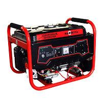Бензиновый генератор - Magnetta GFE 6500(Электростартер и аккумулятор)