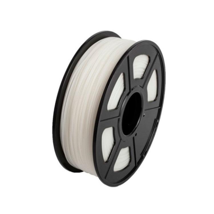Пластик для 3D принтеров PLA+,SUNLU, белый