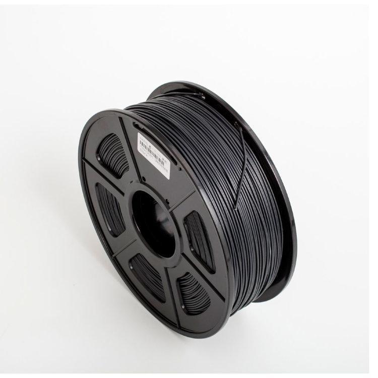 Пластик 3D принтеров ABS (проводящий), SUNLU, черный