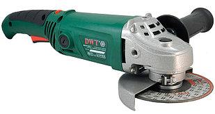 Углошлифовальная машина DWT WS10-125T