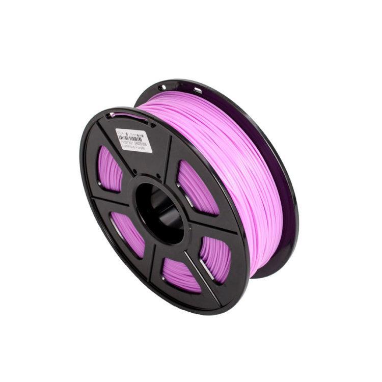 Пластик для 3D принтеров PLA+, SUNLU, пурпурный