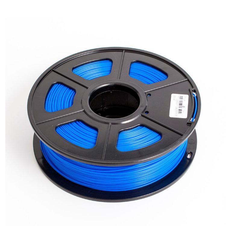 Пластик для 3D принтеров PLA+, SUNLU, синий