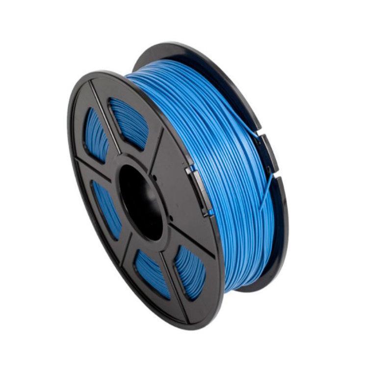 Пластик для 3D принтеров PLA+, SUNLU, темно-синий