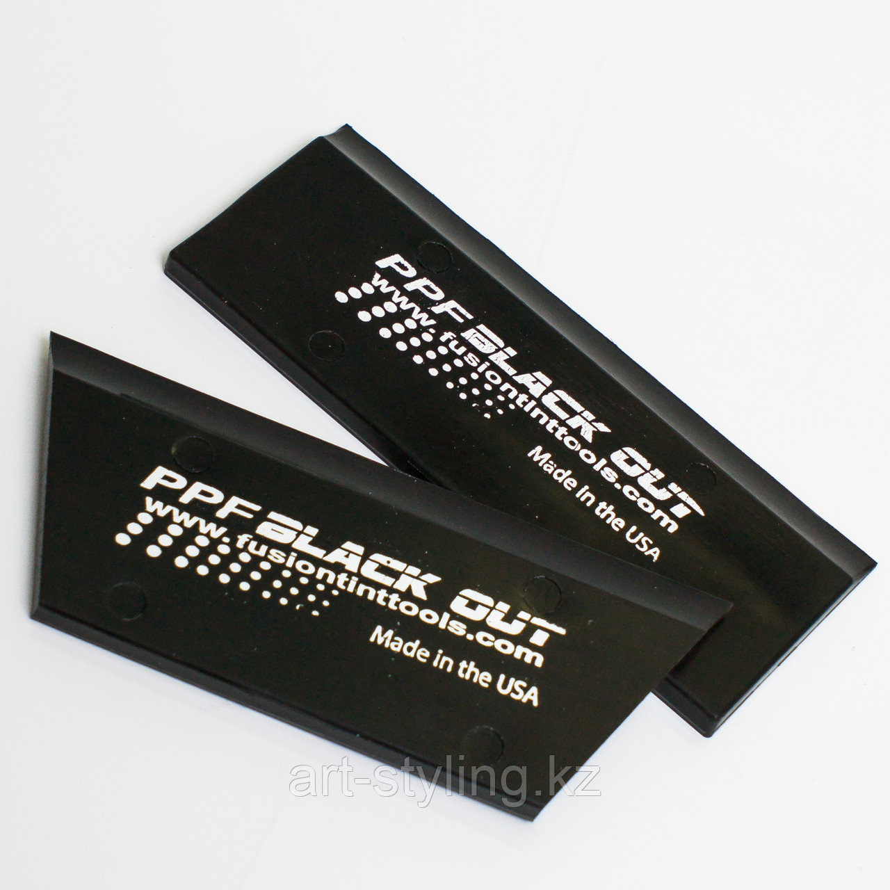 Fusion PPF Black Out Blade Cropped, угловой, 12,8 х 5,2 см