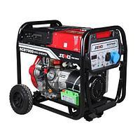 Дизельный генератор Senci SCD8000 6,5 кВт 220 В