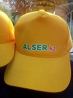 Брендированая кепка с логотипом компании, фото 1