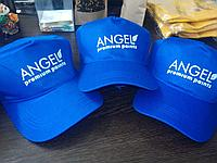 Брендирование кепок по индивидуальному заказу, фото 1