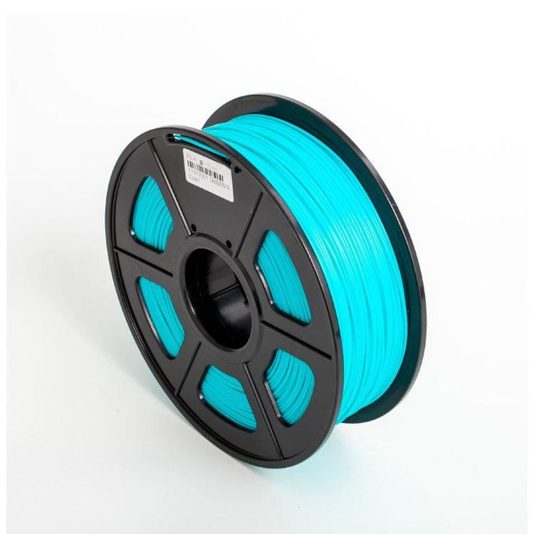Пластик для 3D принтеров PLA+, SUNLU, голубой