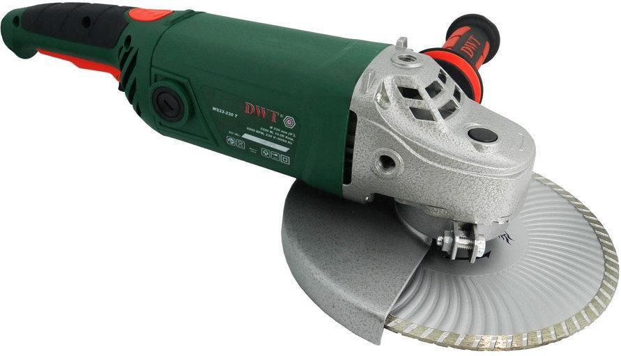 Углошлифовальная машина DWT WS22-230T