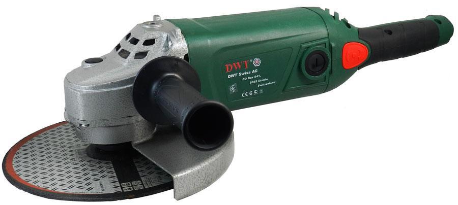 Углошлифовальная машина DWT WS24-230T