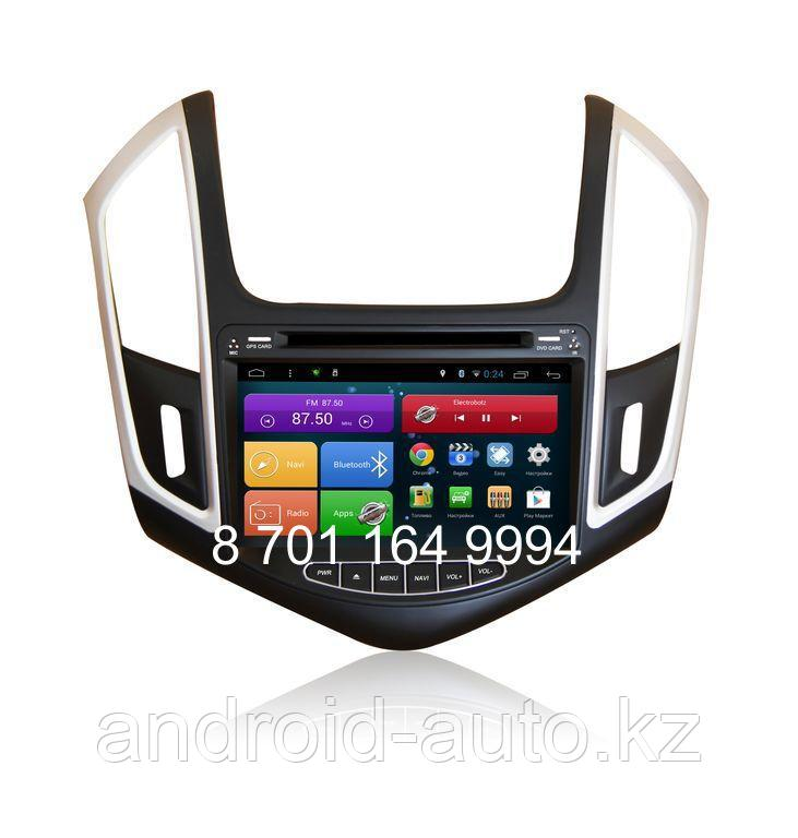 Штатная магнитола Chevrolet Cruze 2012-2017 (тип-02)
