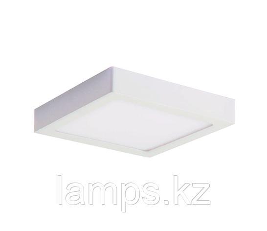 Панель светодиодная накладная LINDA-S/20W/SMD/6000K/Φ210MM/CBOX, фото 2