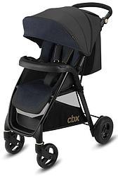 Cybex: Прогулочная коляска Misu Air Jeansy Blue