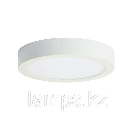 Панель светодиодная накладная LINDA-R/20W/SMD/6000K/Φ210MM/CBOX, фото 2