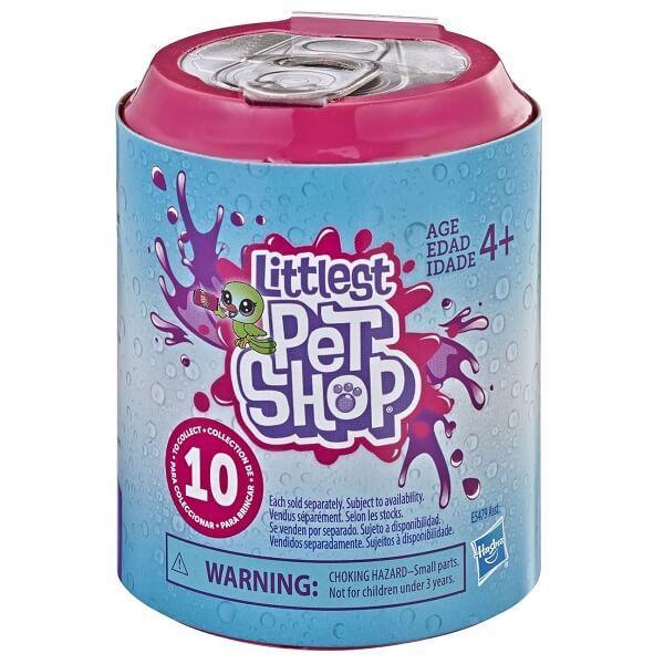 Littlest Pet Shop E5479 Игровой набор Пет в напитке (в ассортименте)