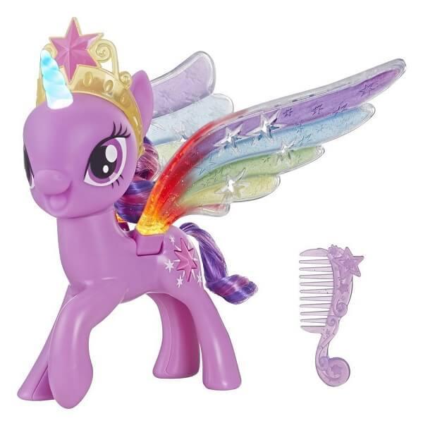 Hasbro My Little Pony E2928 Искорка с радужными крыльями