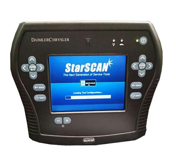 N00118 Диагностический сканер Chrysler StarSCAN
