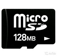 MicroSDHC карта памяти 128GB