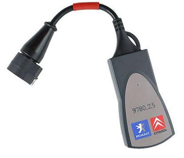 N00108 Автосканер Citroen Lexia + Peugeot Planet 2000