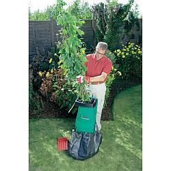 Зачем нужен садовый измельчитель?