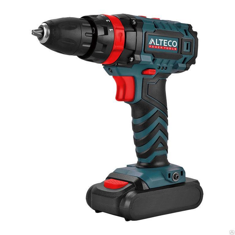 Аккумуляторный шуруповерт ALTECO CID 0415 (2110.1))