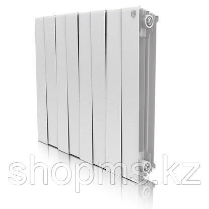 Радиатор биметаллический Royal Thermo PianoForte 500/Bianco Traffico - 10 секц., фото 2