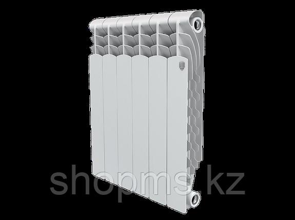 Радиатор алюминиевый Royal Thermo Revolution 500 - 6 секц. 171 Вт/сек., фото 2