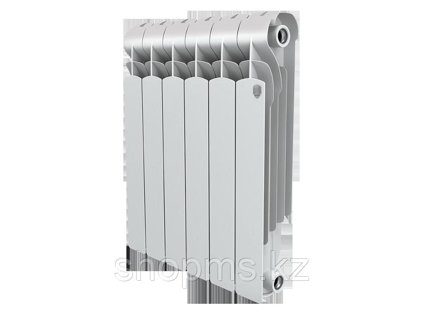 Радиатор алюминиевый Royal Thermo Indigo 500 - 6 секц. 185 Вт/сек.