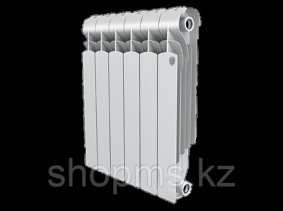 Радиатор алюминиевый Royal Thermo Indigo 500 - 6 секц. 185 Вт/сек., фото 2