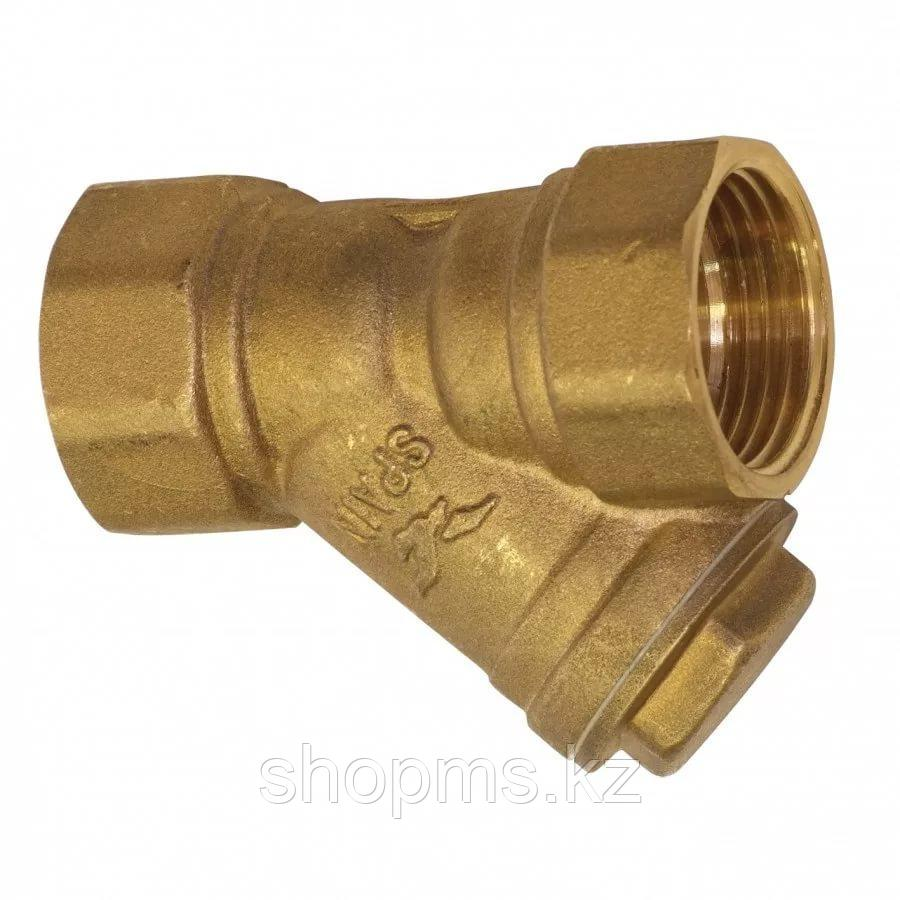 Фильтр сетчатый Ду50 А50 угловой