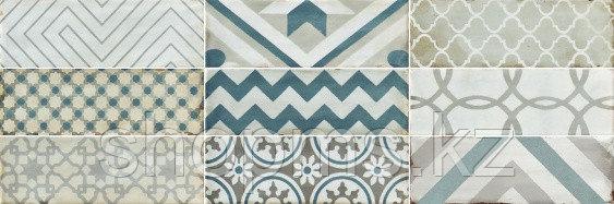 Керамическая плитка GRACIA Collage white wall 02(100*300)