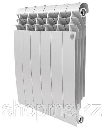 Радиатор алюминиевый Royal Thermo DreamLiner (Biliner Alum) 500 - 8 секц. 182 Вт/сек., фото 2