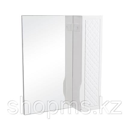 Зеркало AQUARODOS Родорс 70 R - шкаф настенный с зеркалом с подсветкой ANDREA, фото 2